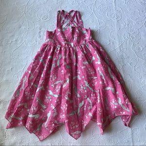 NWT Tommy Bahama girl's summer dress SZ 8 mermaids